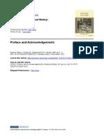 Prefácio Medical History