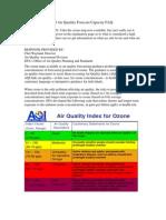 Air Quality Aq_01172011