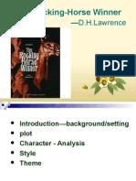 Lawrence's the Rocking-Horse Winner Presentation