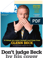 USA Weekend Glenn Beck