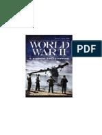 World War II -A Student Encyclopedia, 5 Vols