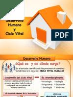 Desarrollo Humano y Ciclo Vital
