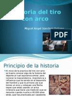 Historia Del Tiro Con Arco