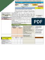 Planeacion Clase de Primer Grado 2013