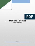 cv mariana pascual junio 2015