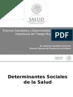 1 Entornos y Determinantes Trabajo Municipal EJN