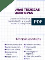 TECNICAS ASERTIVAS -.ppt