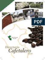 Directorio Cafetalero 2010