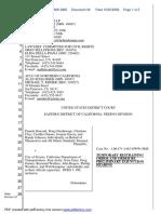 Kincaid et al v. City Of Fresno et al - Document No. 36