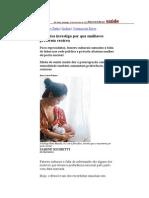 Folha de São Paulo - Pesquisa Mulheres Cesariana