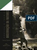 Observação da Natureza - Prática e Técnicas