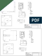 Bloc de Matrite Desen 4- Format A2