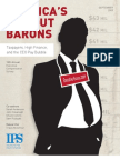 America's Bailout Barons