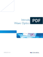Introduction to Wave Optics Module