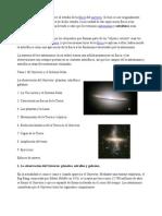 Astrofísica, El Estudio de La Física Del Universo