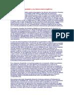 Araquistaín y Su Democracia Orgánica