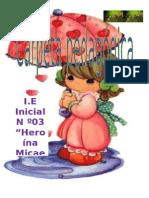 Carpeta Pedagogica IE-Inicial