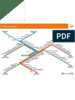 S  Bahn  Liniennetz