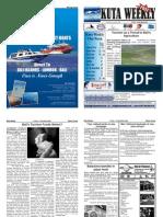 """Kuta Weekly-Edition 169 """"Bali""""s Premeir Weekly Newspaper"""""""