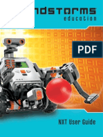 Lego Nxt 2.0 User Guide