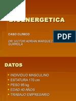 Bioenergetica Caso Clinico