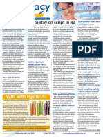 Pharmacy Daily for Wed 08 Jul 2015 - Pill to stay on script in NZ, Teva ups Mylan bid, Burt's Bees icon passes at 80 years, Health & Beauty and much more