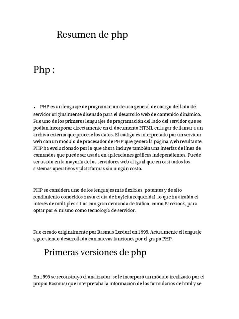 Lujo Resume El Analizador Php Bandera - Colección De Plantillas De ...