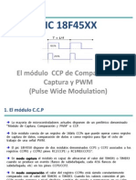 MPLABX C18 Control de PWM