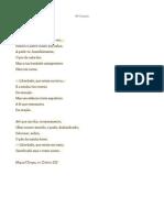 Miguel Torga Poema Liberdade
