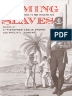 Arming Slaves