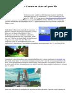 Mojang studio vient d'annoncer minecraft pour 3ds