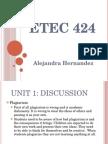 etec 424