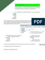 01-Ejercicio Excel - Formato Numero