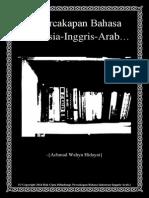 Percakapan Bahasa Indonesia Inggris Arab