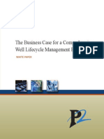 The Business Case for a Comprehensive Well Lifecycle Management Platform