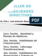 Presentacion Habilidades Directivas