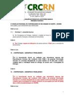 Retificacao Do Edital Do PL 005 2013 - Pregao 001 2013