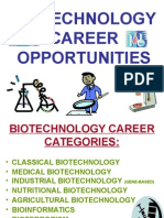 Career Opportunities in Biotechnology.ppt