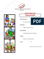 Monografia de Tutoria Educativa