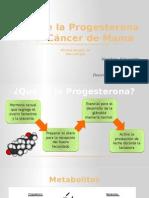 Progesterona en Cáncer