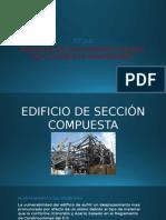EDIFICIO DE SECCIÓN COMPUESTA INSURGENTES