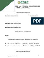 -Informe Pednulo d Torsion Amortiguado PDF