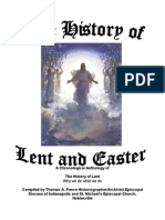 021810The History of Lent and Easter