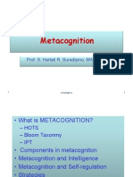 1. Metacognition