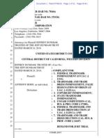 Jeffrey Dunham v. Horn - ventriloquist dummy trademark complaint.pdf