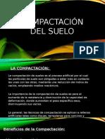 Compactacion Del Suelo