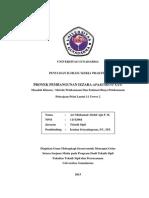 Laporan Kerja Praktek - Ari Muhamad AAFB (Universitas Gunadarma)