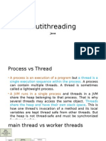 Java Muti Threading