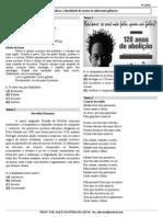 Atividades - Prova Brasil Em Foco - D12