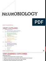 Lecture 2 - Neurobiology